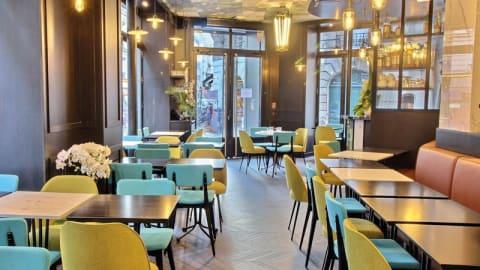 Café le Monte Carlo, Paris