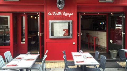 La Belle Rouge, Nantes