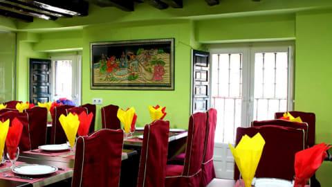 Sonali Indian Restaurant, Madrid