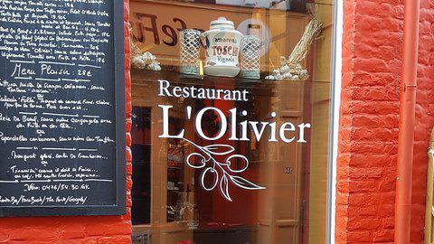 L'Olivier, Wavre