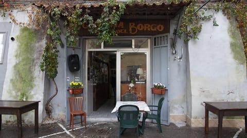 La Cantina del Borgo, Naples