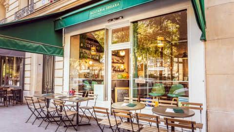 Hostaria Urbana, Paris