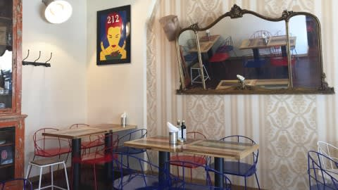 131 Chicken Experience, Milan