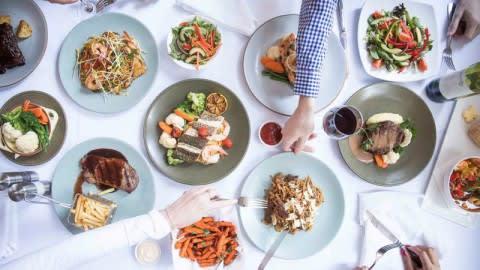 The Playfair Terrace Restaurant, Sydney