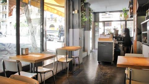 Seco Taverna Km0, Barcelona