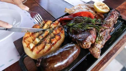 Dandy Grill (Acassuso), San Isidro (Buenos Aires)