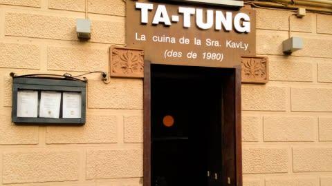 Ta-Tung Camboyano, Barcelona