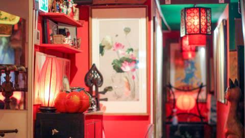 China Sichuan Kitchen ( Warmoesstraat), Amsterdam