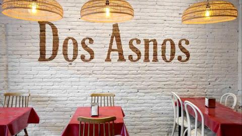 Dos Asnos - The Good Burrito, Barcelona