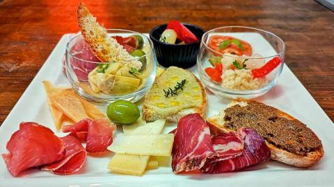 Osteria La Cantina di Pacella, Umbertide