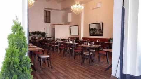 Restaurante Plaza San Martin, Lima