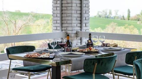 MARCELLO experience Parma, Calicella