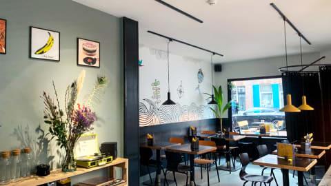Colibrì Gastro Bar, Amsterdam