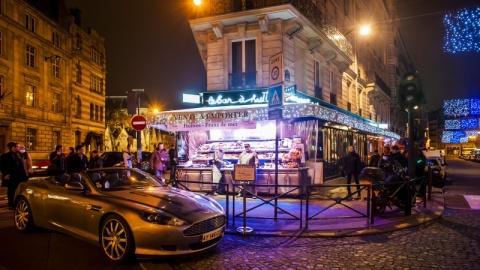 Bar à Huîtres Saint Germain, Paris