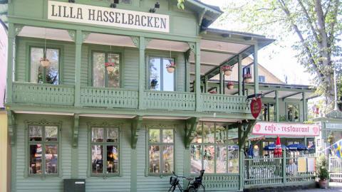 Lilla Hasselbacken Restaurant Café Wärdshus, Stockholm