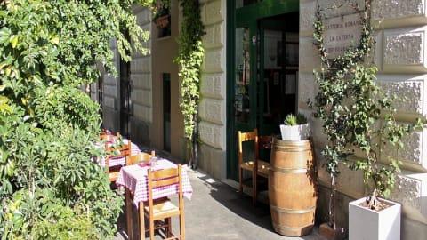 La Taverna dei 40, Rome