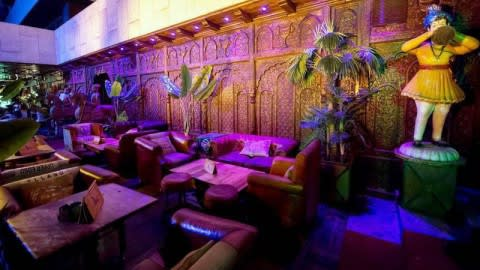 Hawai Bombay, Madrid