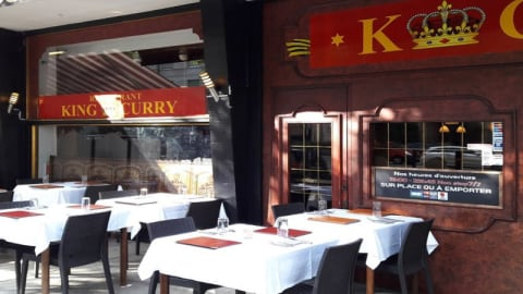 King Curry, Genève