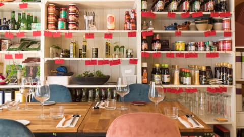 La Table de Maïna, Montrouge