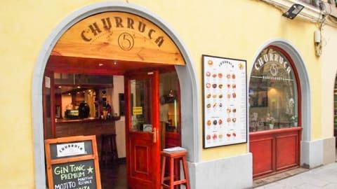 Churruca 5, Barcelona