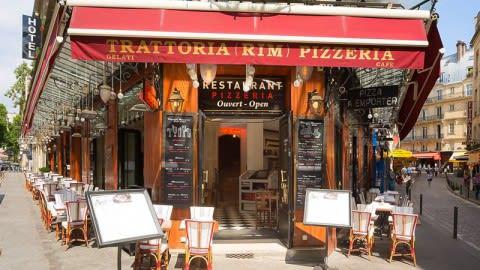 Rim Café, Paris