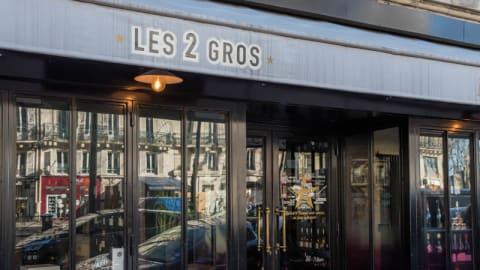 Les 2 Gros, Paris