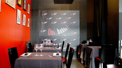 Ouh Babbo, Madrid