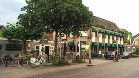 Meursinge Iers Restaurant de Turfsteker, Westerbork