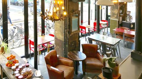 La Cantine Sauvage Faubourg Saint Antoine, Paris