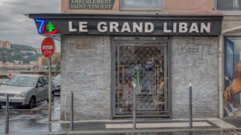 Le Grand Liban, Lyon