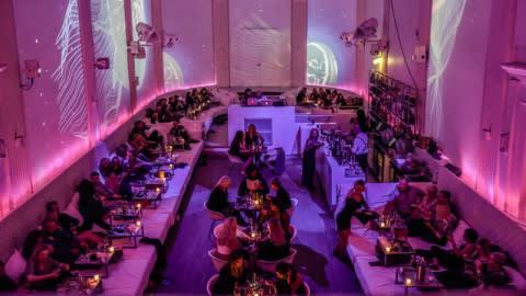 supperclub, Amsterdam