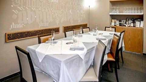 Duae Contemporary Restaurant, Turin