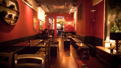 Rhino Coctail Bar, Madrid