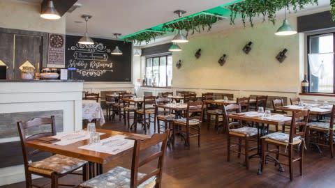 Shabby Restaurant, Vedano Al Lambro