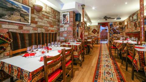 Meilleur Restaurant Turc Paris