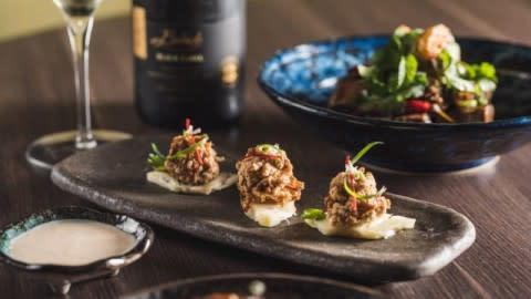 Kyubi Modern Asian Dining, Campbelltown