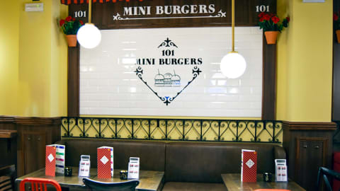 101 Miniburgers, Barcelona