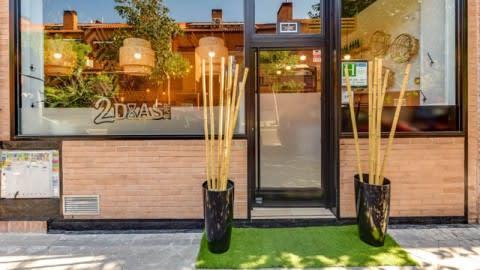 Dos Días Bar, Madrid