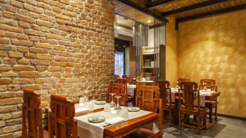 Wheat Restaurant, Milan