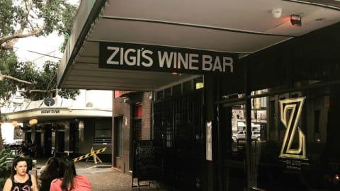 Zigi's, Chippendale
