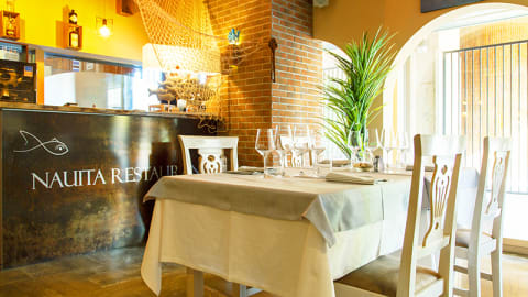 Nauita Restaurant and Wine, Monza