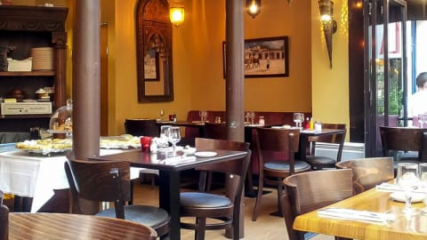 Chez Sofia, Paris