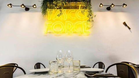 Tasco Force, Lisbon