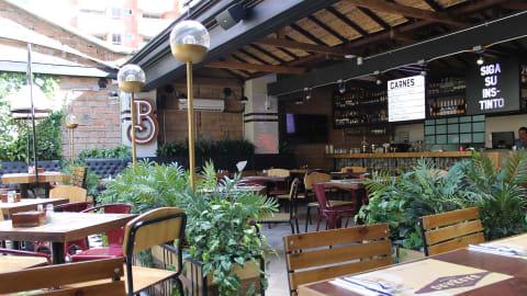 Bárbaro Cocina Primitiva (Laureles), Medellín
