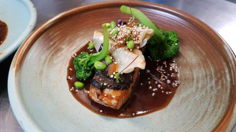 Lively Catch Seafood Restaurant, Caringbah