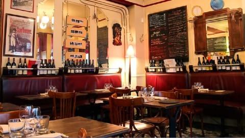 Restaurant du Marché, Paris