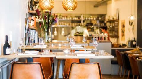 Restaurant Concours, Utrecht