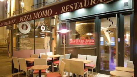 Pizza Momo, Paris