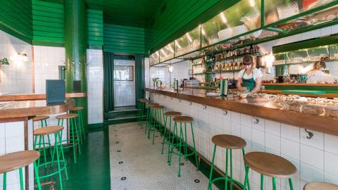 Gouzer Oyster Bar - Rive, Genève