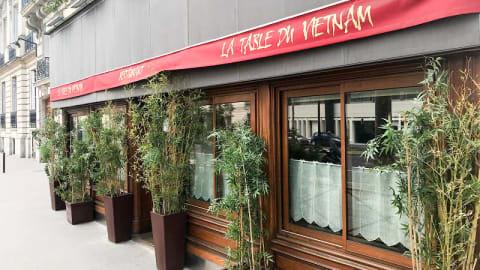La Table du Vietnam, Paris